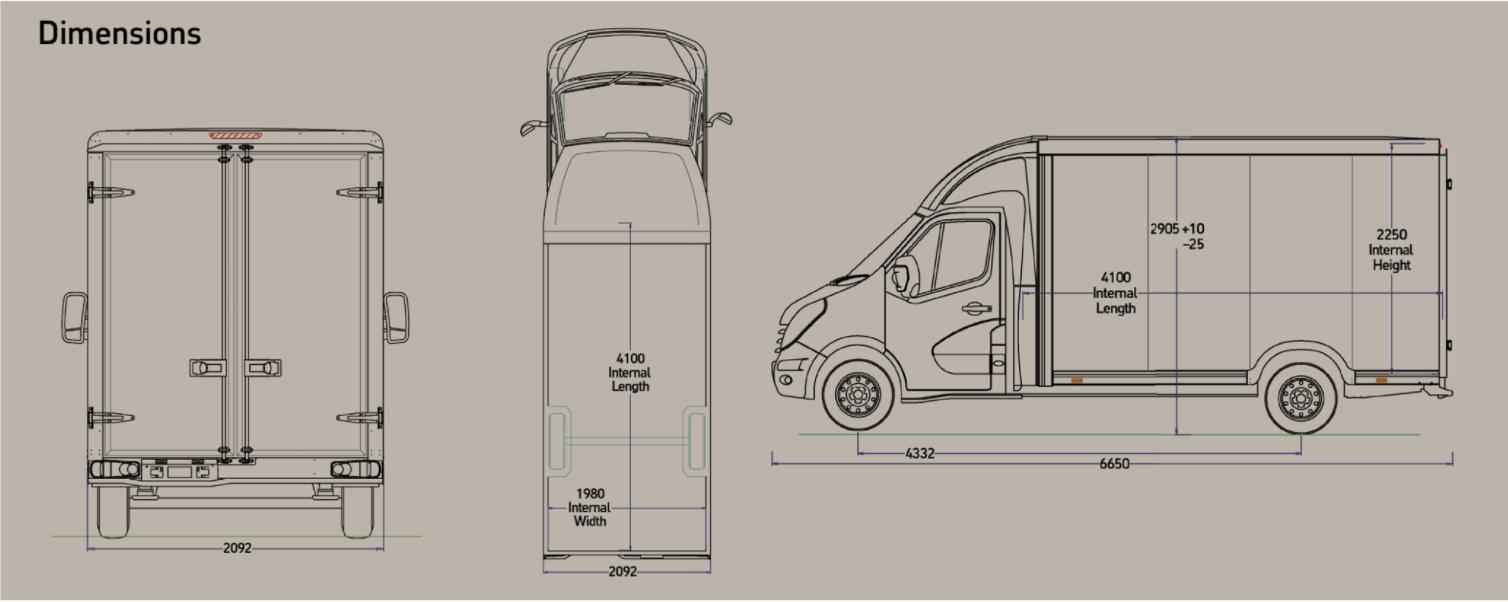Movano Sizes